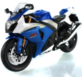 17cm Junji 1:12 Motorcycle Model Toys GSX R1000 K9 Diecast Alloy Vehicles Toys Brinquedos Kids Gifts Models Collection