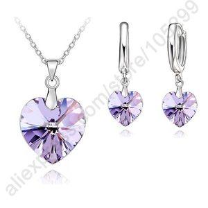Romantic Violet Crystal Ocean