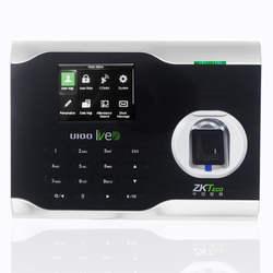 Сотрудник время работы присутствия на Linux Системы программного обеспечения ZKTeco U100 Биометрические Время часы палец печатать Системы
