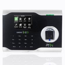 Werknemer Werken Tijdregistratie Linux Systeem Gratis Software ZKTeco U100 Biometrische Time Clock Vingerafdruk Aanwezigheidsregistratie Systeem
