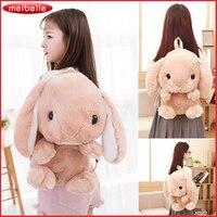 50CM Lovely Rabbit Bag Plush Toy Plush Backpack Stuffed Animals Plush Doll Japanese Gift For Kids