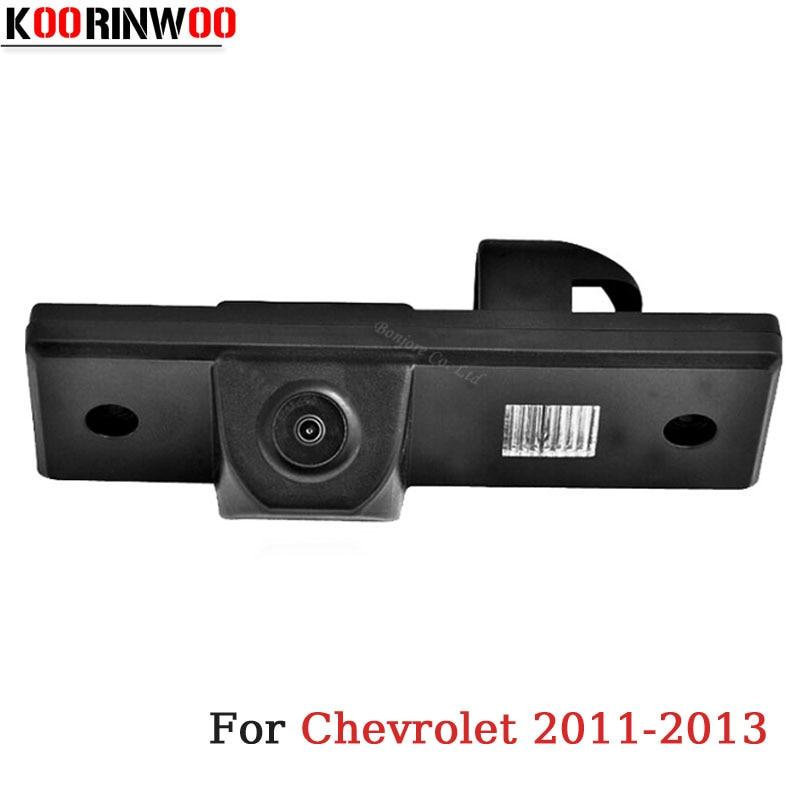 KOORIWNOO CCD Spécial N ° Cam Vidéo Parking Voiture caméra de recul pour CHEVROLET/EPICA/LOVA/AVEO/CAPTIVA/CRUZE/LACETTI 11/12/13