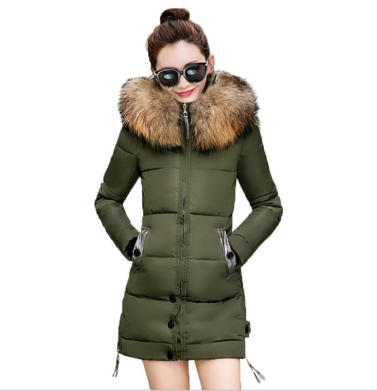women winter jacket Thick Warm cotton Parkas pregnancy Down Jacket Cotton Padded Woman Winter Coat Female early maternity clothe 2017 fashion winter jacket coat women long thicken down cotton padded faux big fur collar warm female outwear parkas woman