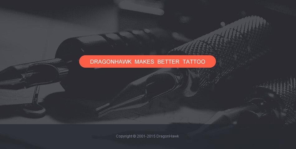 Acessórios para tatuagem