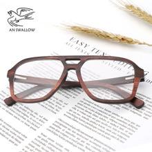 Walnut wood men's sunglasses 100% authentic wood lunette de soleil femme UV400 polarized sunglasses oculos de sol feminino de volson wood the luminiferous aether