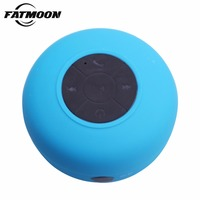 FATMOON Waterproof Mini Bluetooth Speaker Portable Wireless Speakers Subwoofer Mp3 Player Soundbar Handsfree For PC Smart