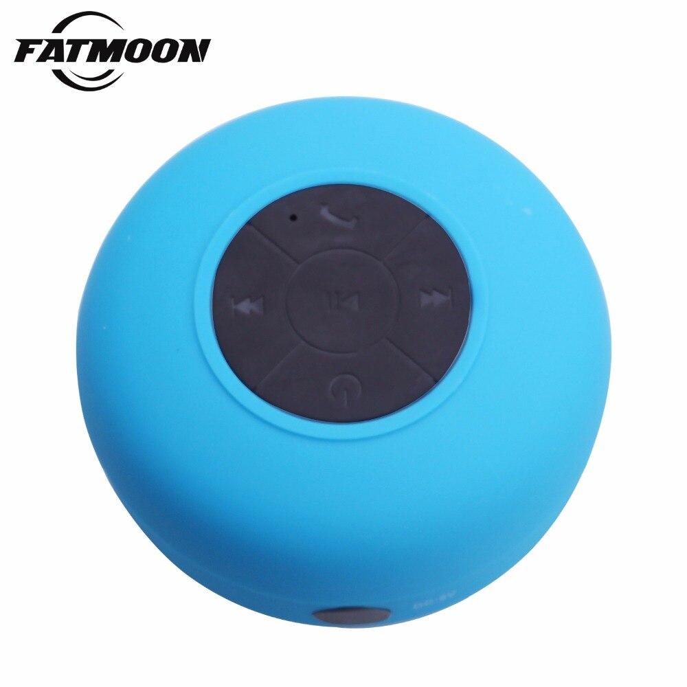 Fatmoon калонка Водонепроницаемый Mini Bluetooth Динамик Портативный Беспроводной Колонки сабвуфер mp3 плеер Саундбар гарнитура для ПК смартфон коло…