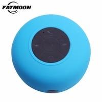 FATMOON Waterproof Mini Bluetooth Speaker Portable Wireless Speakers Subwoofer Mp3 Player Soundbar Handsfree For PC Smart
