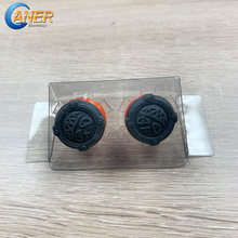 Ganer NEW for ps4 game pad controller analog joystick button extenders silicon rubber joystick thumb stick extender cap(China)
