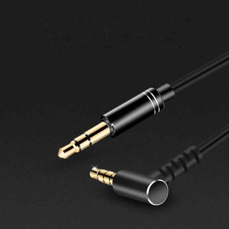 3,5 мм разъем Aux аудио кабель с микрофоном Регулятор громкости стерео гибкий пружинный Шнур для iPhone samsung huawei автомобильные наушники Динамик