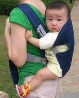 Новинка  2-30 месяцев  дышащий  многофункциональный  передняя сторона  переноска для малышей  Удобный слинг  рюкзак  сумка  Детский кенгуру