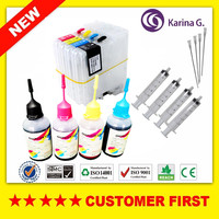 1set For Brother LC10 LC37 LC51 LC57 LC960 LC970 LC1000 Empty Refillable Cartridge And 4 X