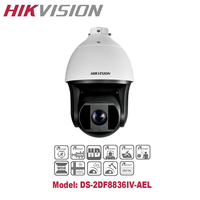 In Stock Free Shipping English Version DS 2DF8336IV AELW 3MP High Frame Rate Smart PTZ Camera