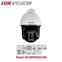 Hikvision النسخة الإنكليزية DS-2DF8336IV-AELW 3mp عالية معدل الإطار الذكية سرعة قبة كاميرا ptz 36x زووم بصري