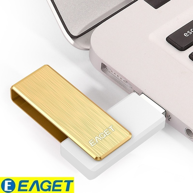 Crazy Promotion!!EAGET F50S Flash Drive 128G 256G Pen Drive USB 3.0 Stick USB Flash Drive Metal Case 256G PenDrive High Capacity
