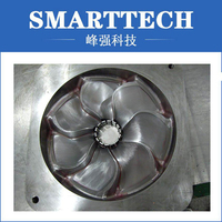 Electric Fan Injection Mold For Custom Made Household Application Plastic Injection Mold