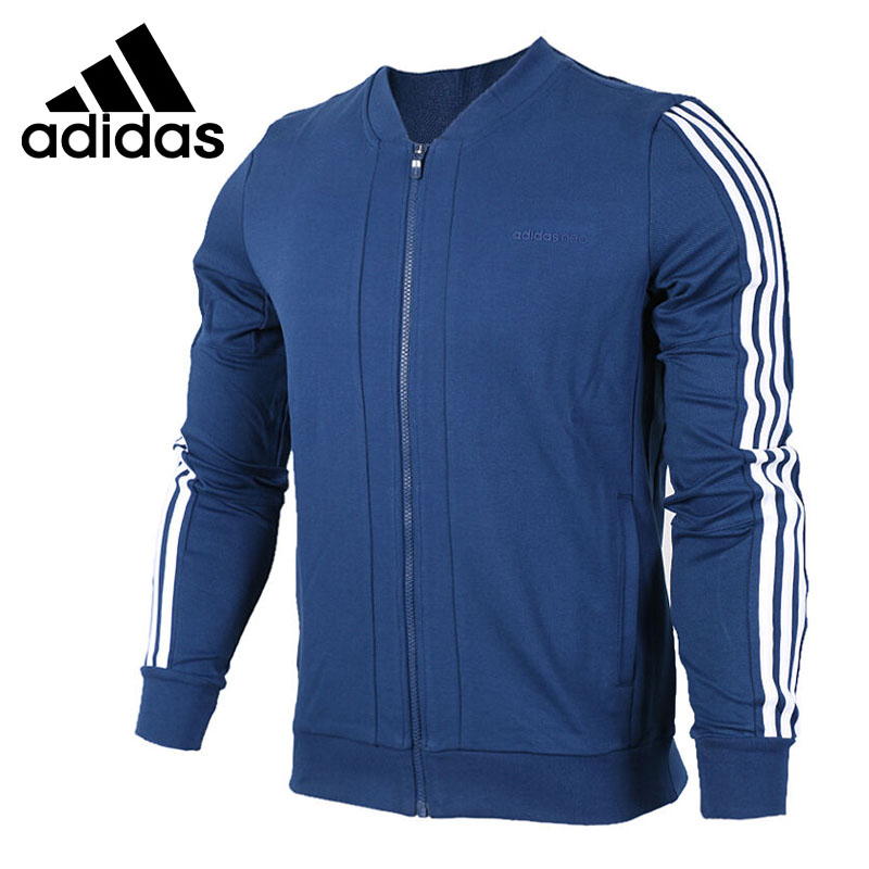 все цены на Original New Arrival Adidas NEO Label M FR Q1 TT Men's jacket Sportswear онлайн