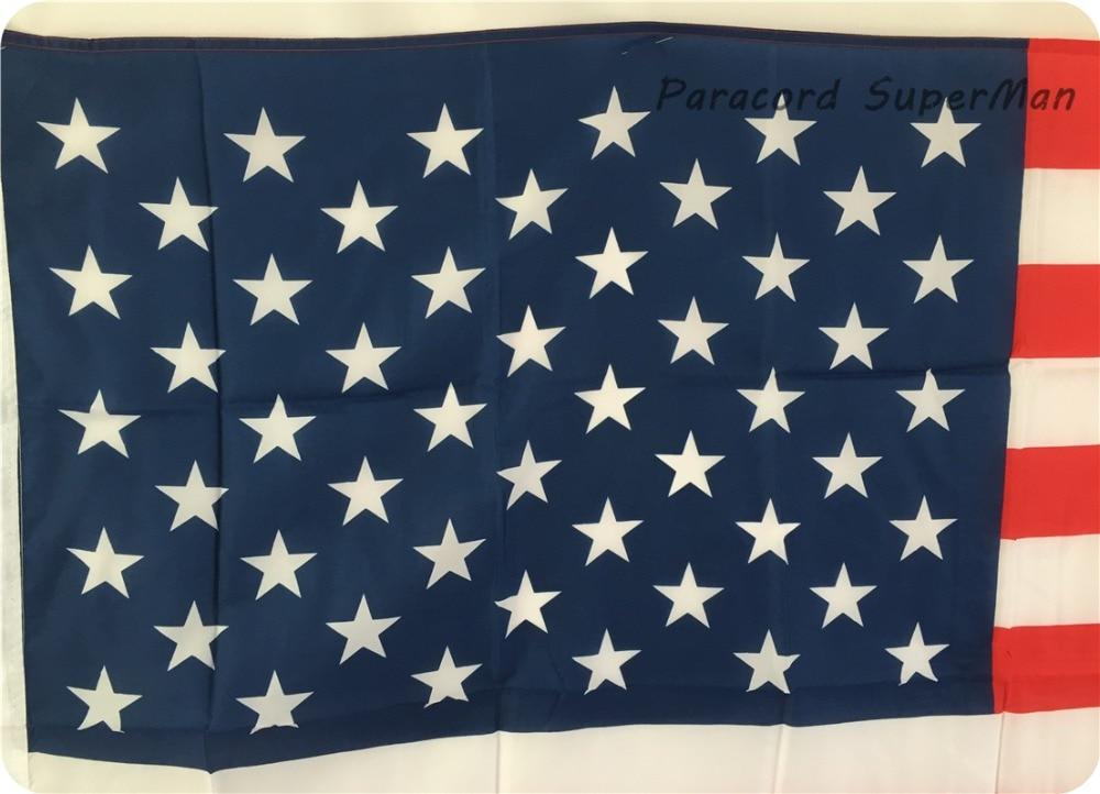 Amerika Birləşmiş Ştatları Bayraq Banner 3ft x 5ft Asma Bayraq - Komanda idman növləri - Fotoqrafiya 2