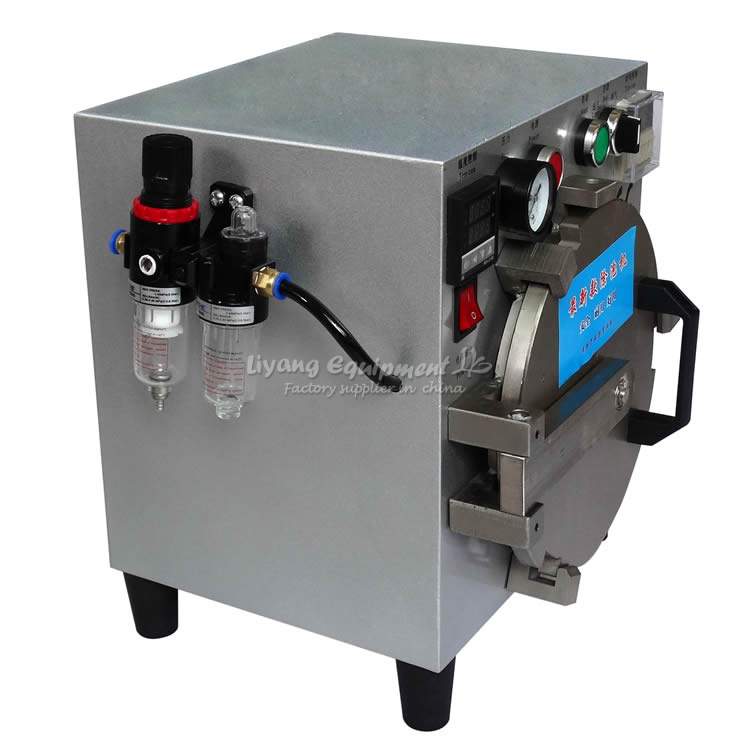 mobile LCD Screen Repair LY 967A self-lock OCA Bubble Defoaming Machine Removes Bubble for 17 inch ship to Russia