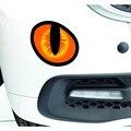 Cool 3D Cat Eyes Автомобилей Наклейки Водонепроницаемый Peeking Монстр Авто Аксессуары Всего Тела Обложка для Всех Автомобилей 1 Пара