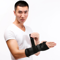 JORZILANO Breathable Right Left Wrist Hand Support Brace Support Bands Carpal Tunnel Splint Arthritis Sprain Strap Bandage Wrap