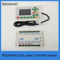 레이저 커팅 머신 용 컬러 디스플레이 co2 레이저 컨트롤러 시스템 rdlc6442g