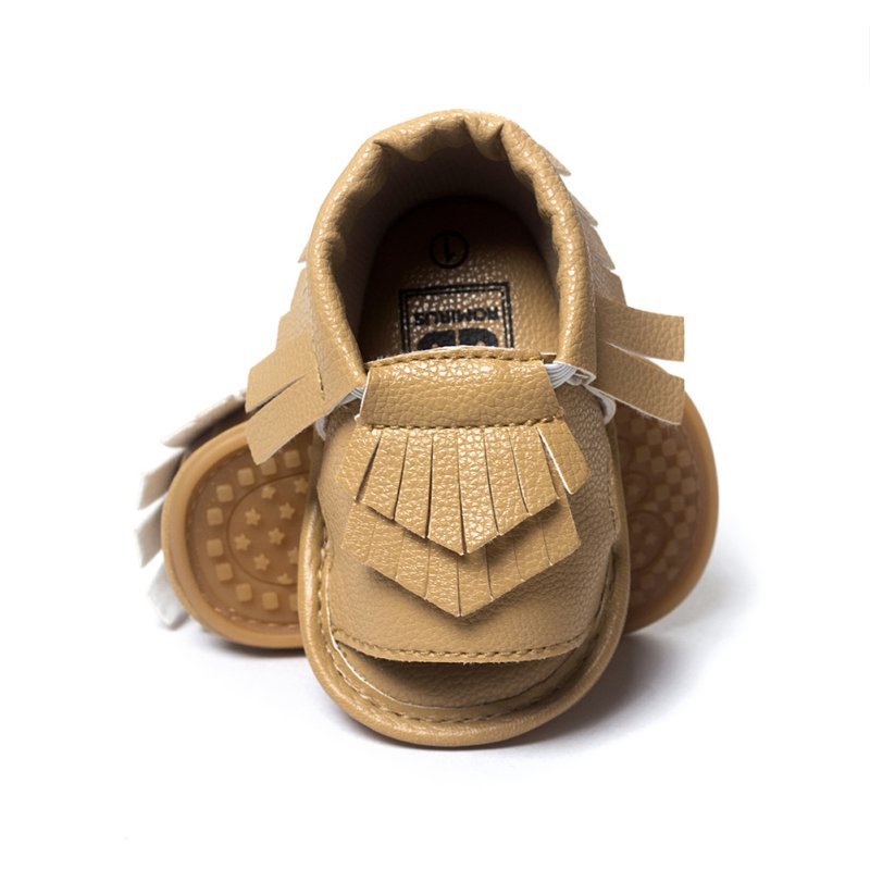 New Summer Baby Sandals Soft Infant Toddler Kid Boys Girls Sandals Baby Shoes 0-18 Months