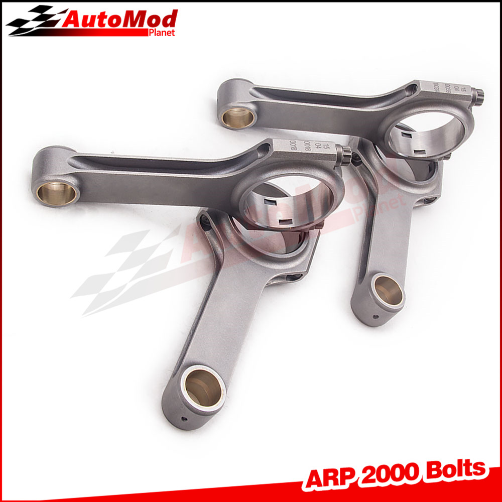 Connecting Rod For Toyota 4ag 4age Mr2 Ae86 Celica Corolla