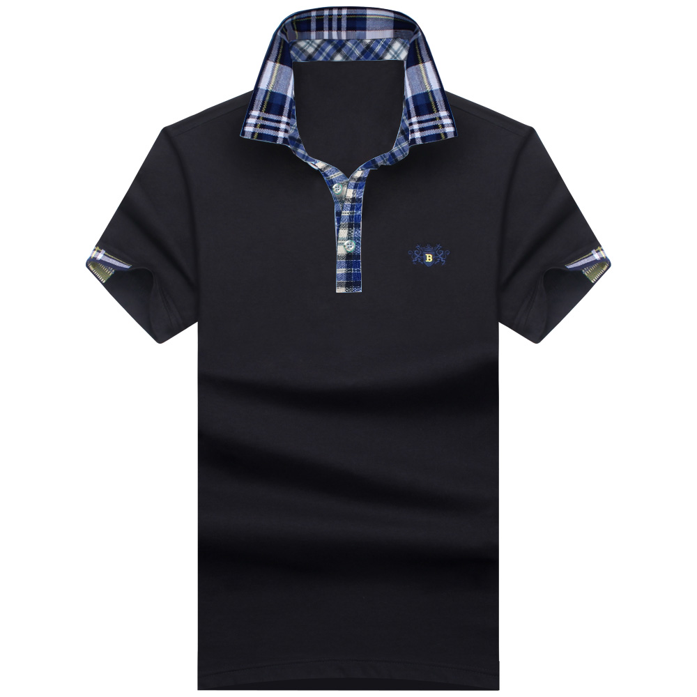 Free Shipping 2019 Men's Brand   Polo   Shirt For Men Designer   Polos   Men Cotton Short Sleeve shirt Brands jerseys Plus Size S-10XL