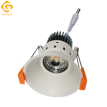 Downlights Down Light 85-265V 12W Recessed In Wall Kitchen Bathroom Lighting LED Downlight Spot Ceiling Lamp Fixture