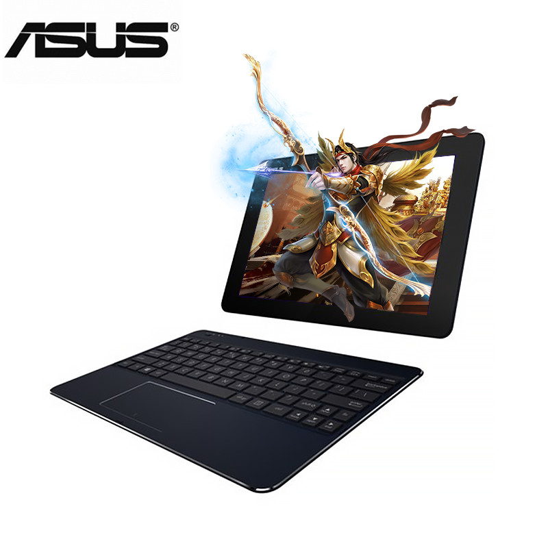 2in1 ordinateur portable ASUS Transformer livre T1 Chi 10.1 ordinateur portable 2 GB DDR3 RAM 64 GB Intel Atom Z3775 CPU Full HD 1920x1200 ordinateur portable