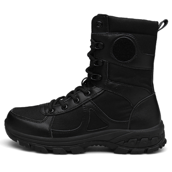 2019 Winter Tactical Boots Men Breathable Camouflage Army Desert Safety Shoes Military Combat Boots