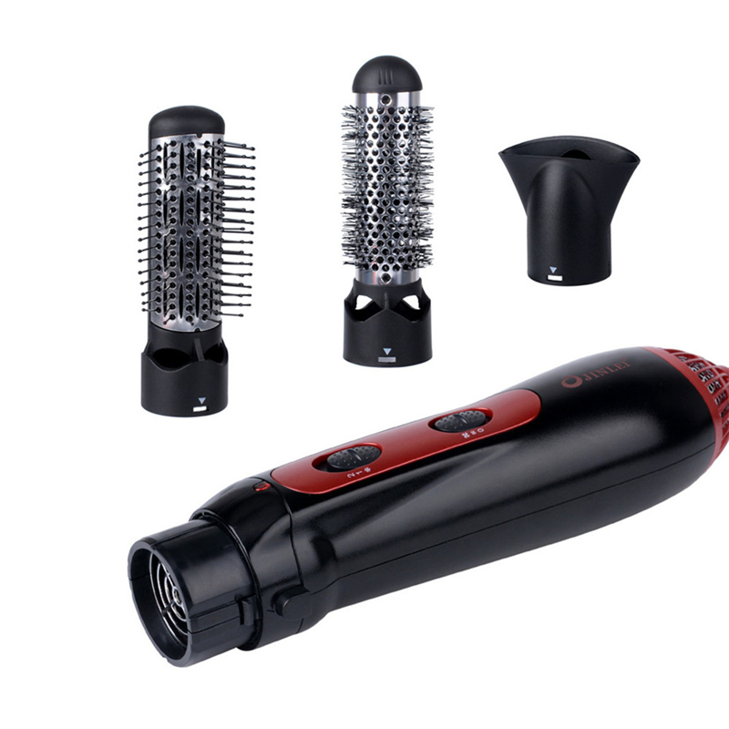 Electric Blow Hair Dryer Comb Ionic Heating Hair Curler Curling Iron Brush Personal Care Hairdryer Salon Hair Styling Tool PJElectric Blow Hair Dryer Comb Ionic Heating Hair Curler Curling Iron Brush Personal Care Hairdryer Salon Hair Styling Tool PJ