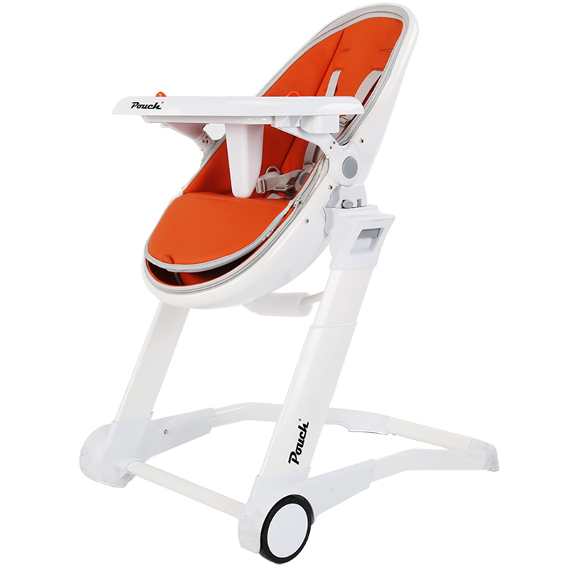 Pouch Multi-functional Children's Dining Chair, Portable Folding Baby Seat, Chair. pouch baby dining chair multi functional portable foldable baby food chair plastic baby dinette children s dining chair pouch
