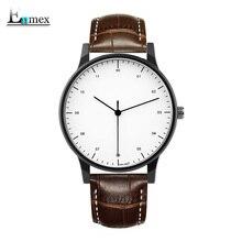 Enmex regalo breve reloj caballero hebilla de Implementación de diseños creativos con La Tendencia de Europa y América de moda relojes de cuarzo