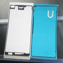 Blingird спереди+ сзади клей Клейкие ленты Стикеры для Sony Xperia X Performance XP F8131 f8132 ЖК-дисплей Корпус Рамки сзади батарея крышка