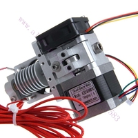 Assembled Extruder 1 75mm 3mm Filament ABS PAL 0 3 0 4 0 5mm Nozzle Optional