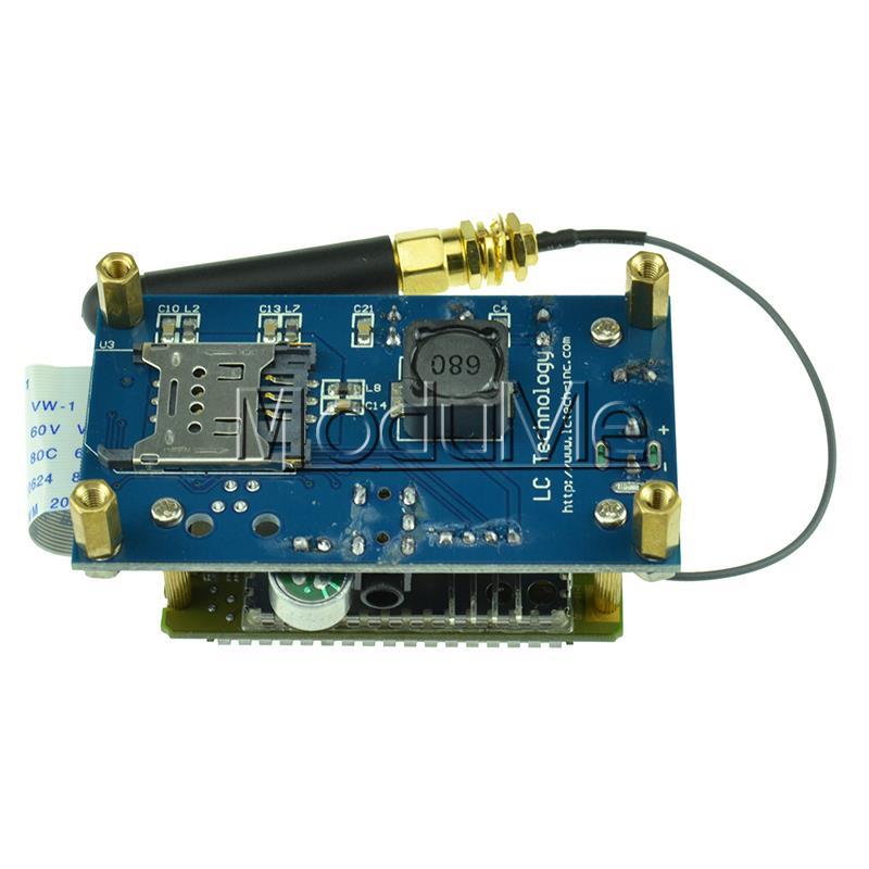 GSM  TC35 TC35i SMS development board Wireless Module With Antenna VoiceGSM  TC35 TC35i SMS development board Wireless Module With Antenna Voice