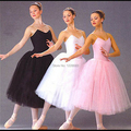 Adult Women Kids Girls Size 140cm-175cm Pink Black White Classic Ballet Tutu Skirt Dress Ballet Costume