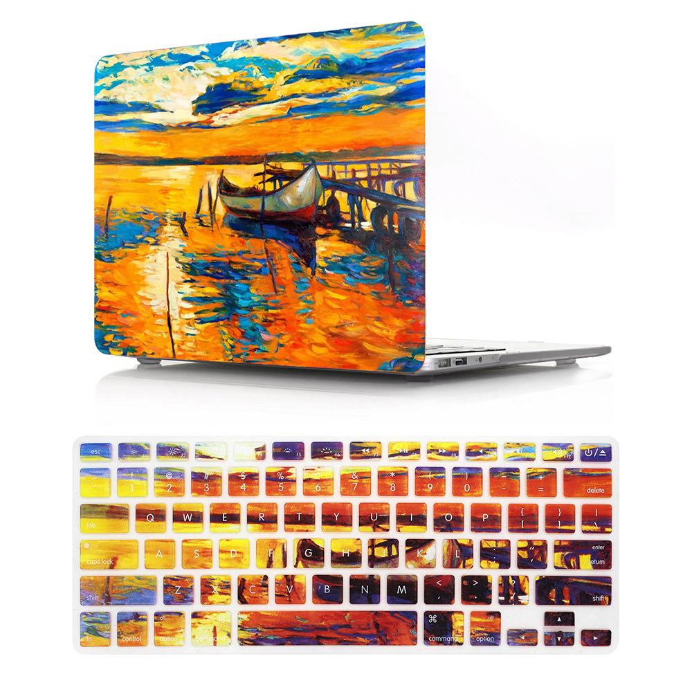 HD Pattern Hard Case for MacBook 64
