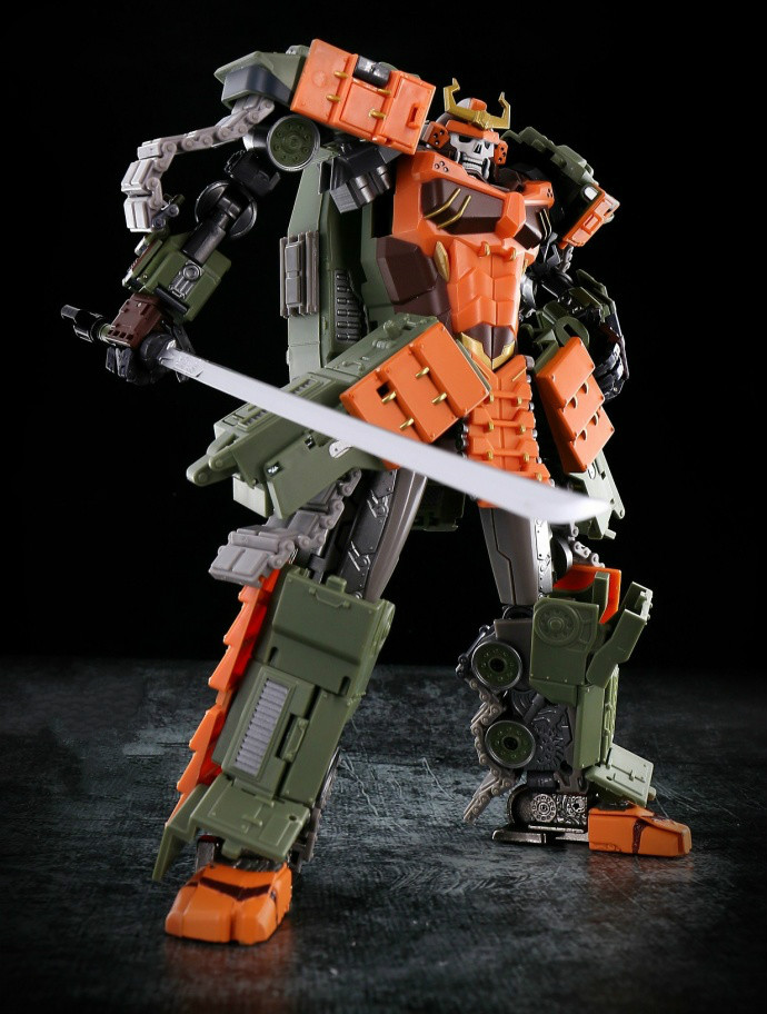 Robot Toys Transformation DS 01 Susanoo Bludgeon Action Figure Collection Kids Gift-in Action & Toy Figures from Toys & Hobbies    1