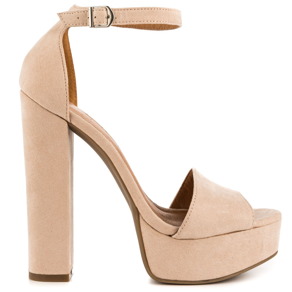 Compare Prices on Chunky Heel Platform Shoes- Online Shopping/Buy