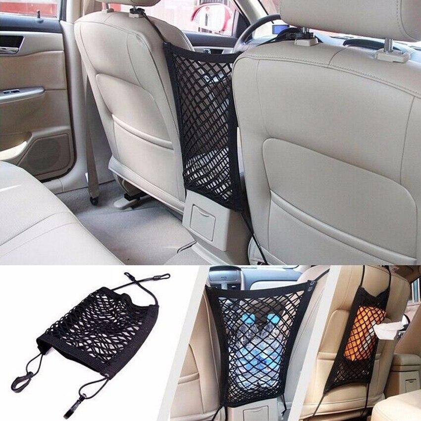 Wonderful Car Seat Mesh Net for Storage Organizer