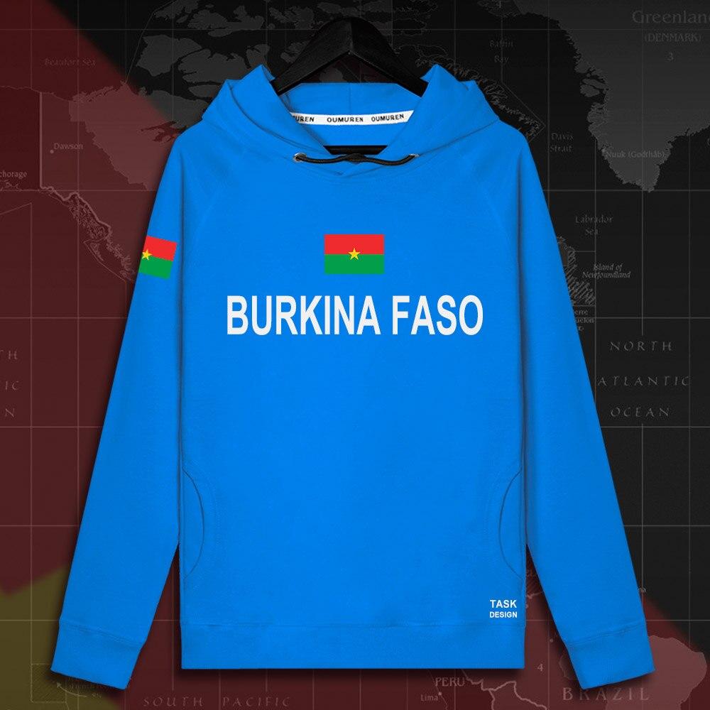 100% Vero Burkina Faso Bfa Burkinabe Mens Felpa Con Cappuccio Pullover Con Cappuccio Da Uomo Felpa Nuovo Streetwear Abbigliamento Abbigliamento Sportivo Tuta Nazione Bandiera Ritardare La Senilità