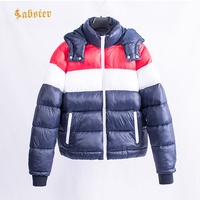 2018 Autumn Winter Jacket Women Hoodies Cotton Padded Basic Jacket Short Outwear Casual Warm Female Coat kz054