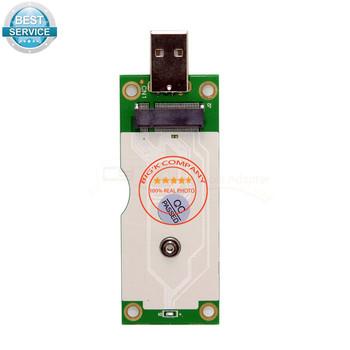 NGFF M 2 na USB zawierać gniazdo sim dla ME906E ME906J ME906C ME906V ME936 ME906S EM7345 EM7455 EM7355 EM7430 EM7305 EM7330 EM7445 tanie i dobre opinie JINYUSHI Zewnętrzny NGFF M 2 to USB Zdjęcie wireless