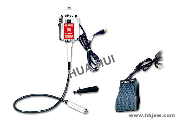 Livraison gratuite FOREDOM SR polissage flexible arbre machine, haute vitesse meulage moteur SR suspendus moteur