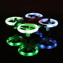 noche luz Quadcopter luz