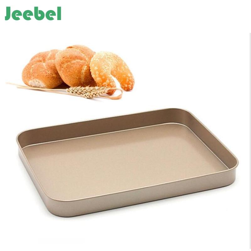 Jeebel Baguette Plaque De Cuisson Four En Acier Plateaux À Pain Forms Pan Gâteau Pan Moule Micro-ondes Plat Moules de Cuisson Des Gâteaux