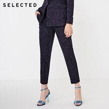 damskie S spodnie Business-casual